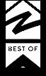 Best of Zillow logo